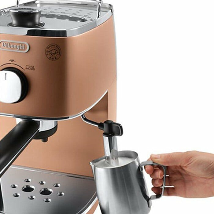Delonghi Distinta Semiautomatic Espresso Machine