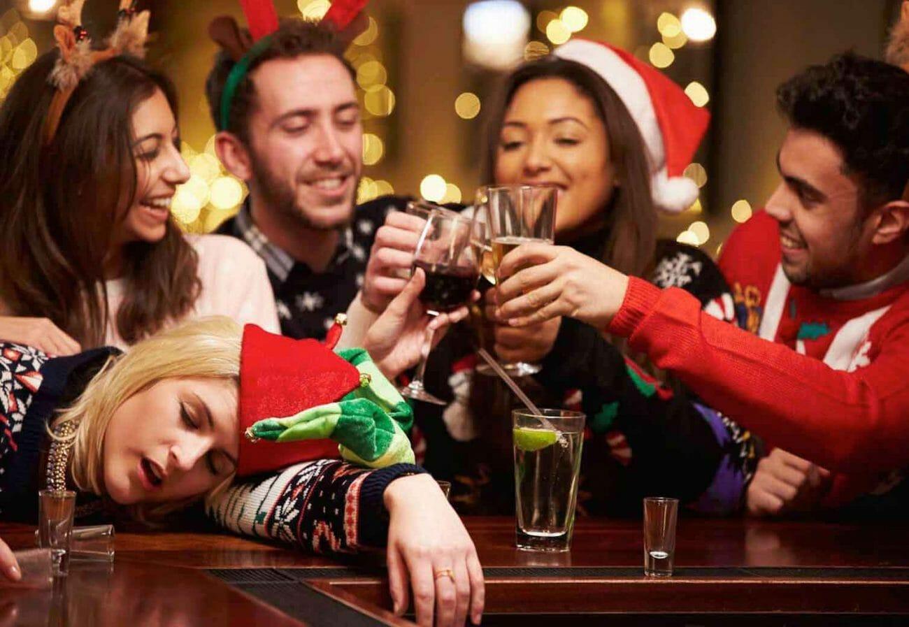 Drunken Work Christmas Party