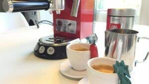 Espressomachine best in test