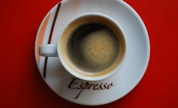 The history of the espresso