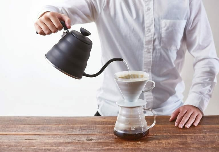 A blogger's first meeting with the Hario V60