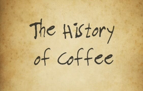 History Of Coffee Thumbnails
