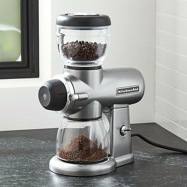 KitchenAid Artisan coffee grinder 1