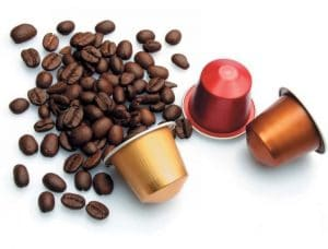 coffee pods vs beans