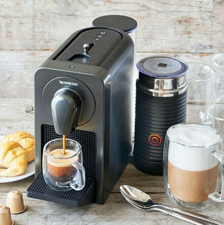 Nespresso Prodigio Milk 2