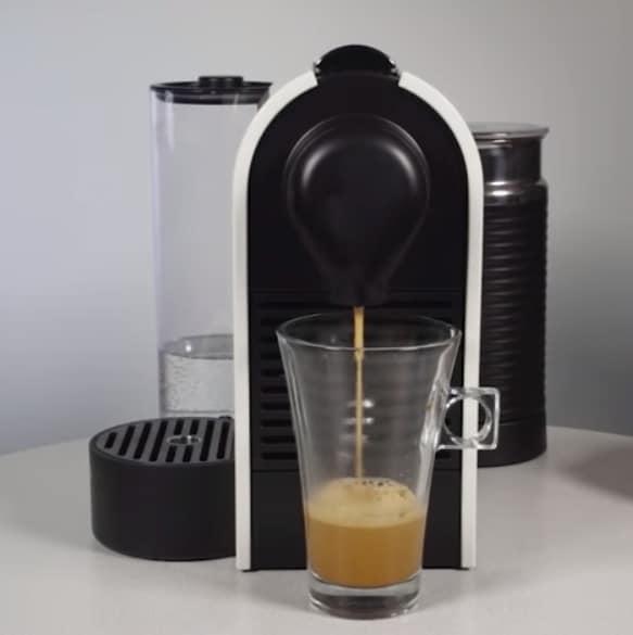 Nespresso UMilk 2