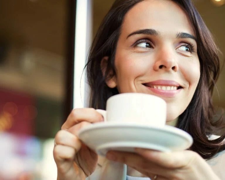 Are decaf coffee healthier than regular coffee?