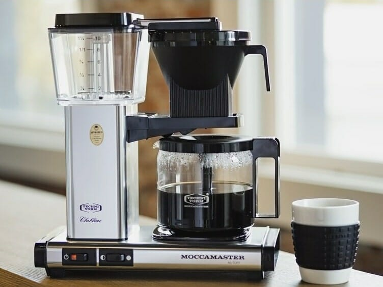 Guide To The Best Moccamaster Coffee Machines 2021