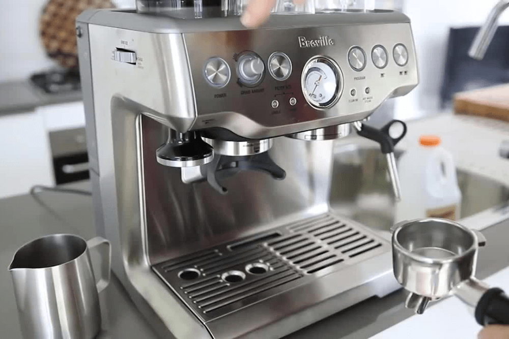 Dialing In The Breville Barista Express