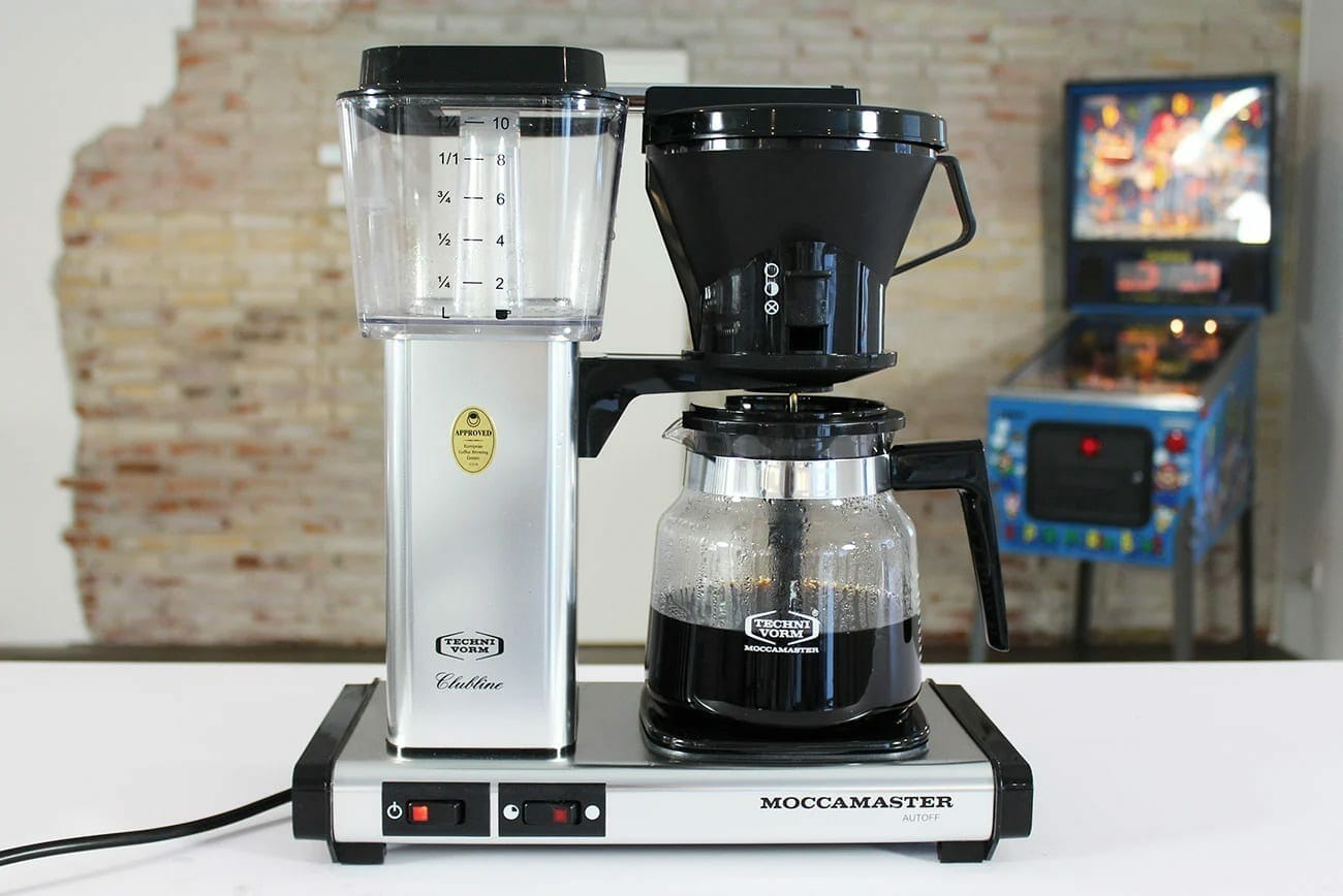 Guide To The Best Moccamaster Coffee Machines 2020