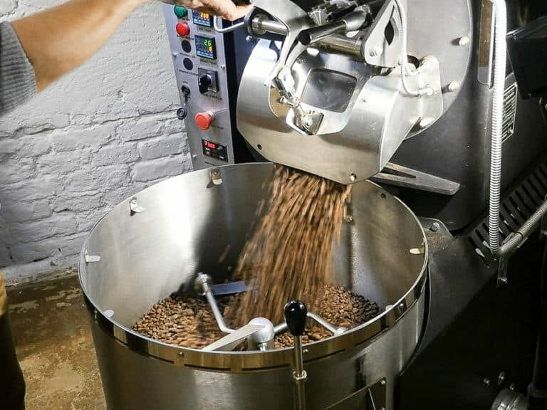 Roasting coffee – art and science in one