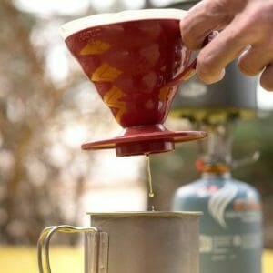 hario best camping coffee