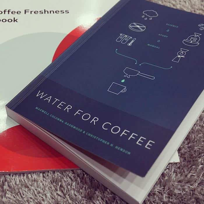 Water For Coffee Book