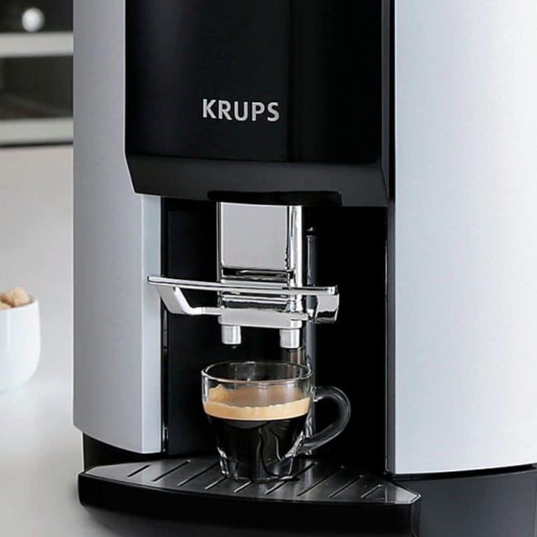 Krups espresso machine review 2021