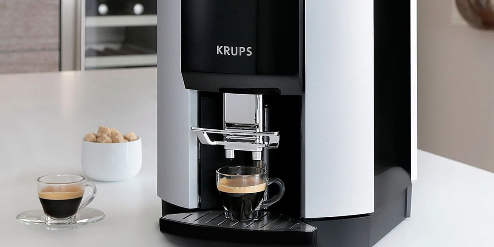 Krups espresso machine test 2020