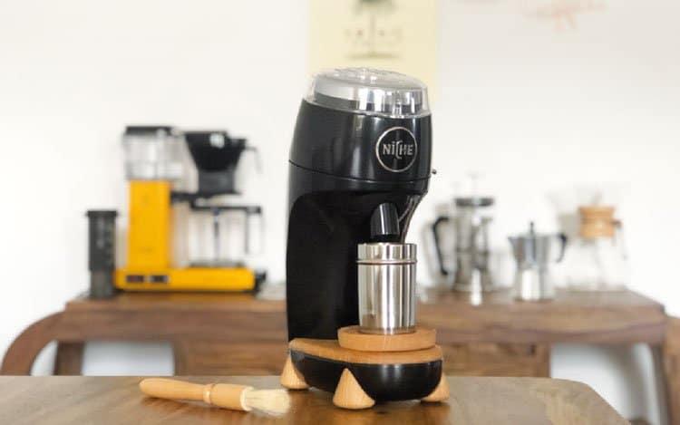 Niche Coffee Grinder Test