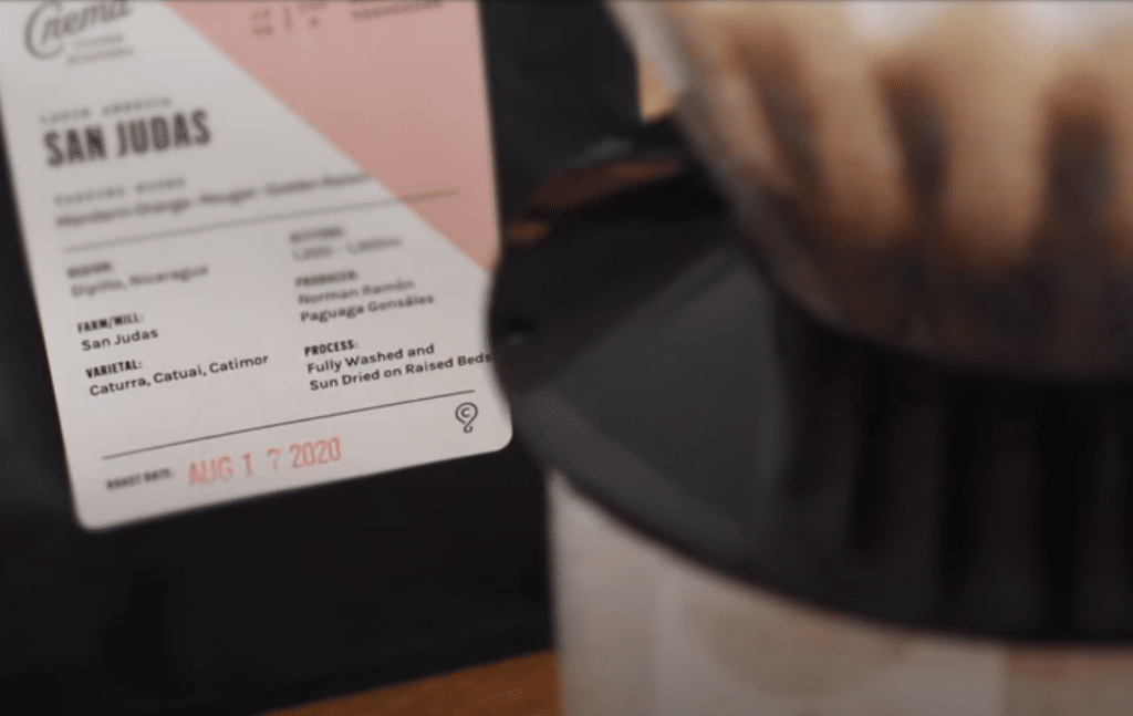 How To Read A Coffee Label