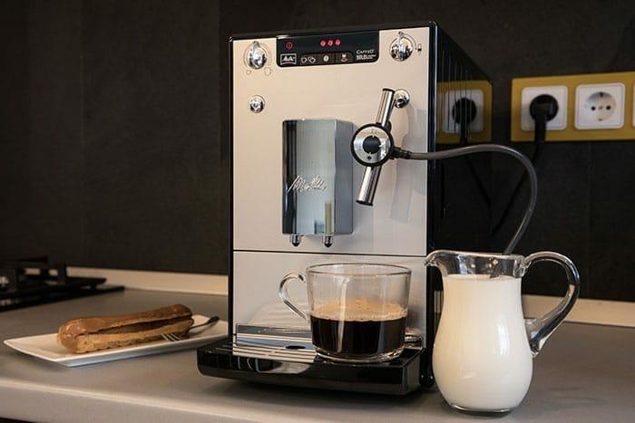 Melitta Caffeo Solo Perfect Milk espresso machine