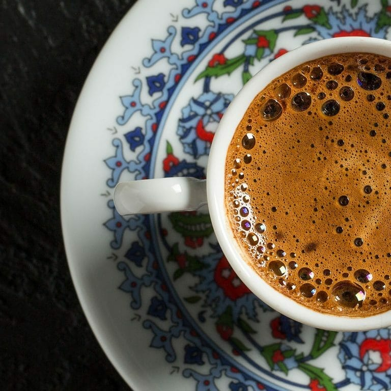 How to make Turkish coffee?