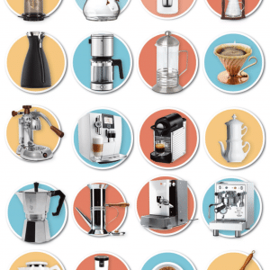 20 Different Coffee Brewing Methods