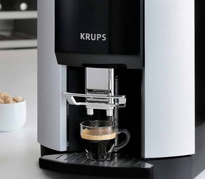 Krups espresso machine test 2020