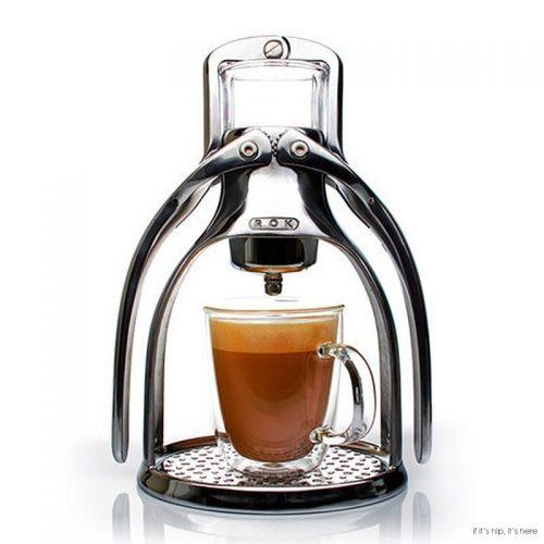 Rok Manual Espresso Maker