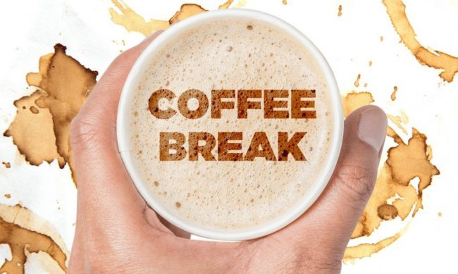 coffee break WEB