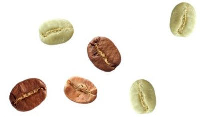 single coffee bean png 2